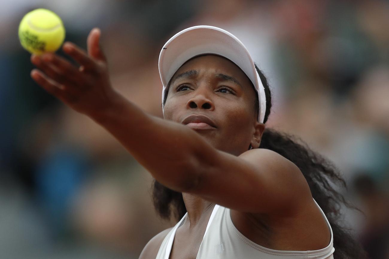 Venus makes rare doubles appearance in Birmingham